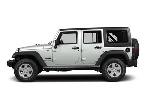 2015 Jeep Wrangler Unlimited for sale in Aurora, CO
