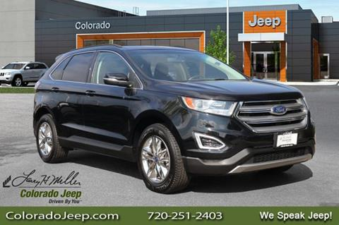 2016 Ford Edge for sale in Aurora, CO