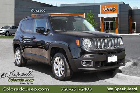 2016 Jeep Renegade for sale in Aurora, CO