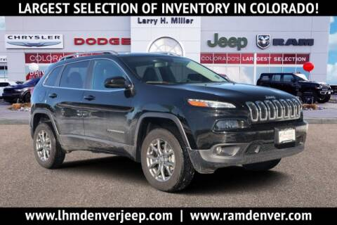 2018 Jeep Cherokee for sale in Aurora, CO
