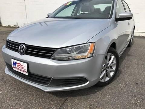 2013 Volkswagen Jetta for sale in Denver, CO