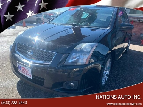 2008 Nissan Sentra for sale in Denver, CO