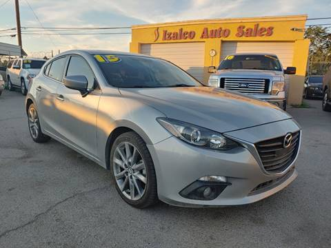 2015 Mazda Mazda3 Hatchback for sale in El Paso, TX