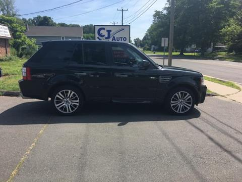 2009 Land Rover Range Rover Sport for sale in Bristol, CT