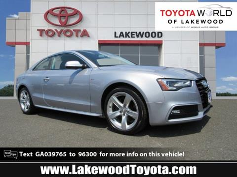 2016 Audi A5 for sale in Lakewood, NJ