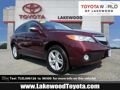 2014 Acura RDX for sale in Lakewood, NJ