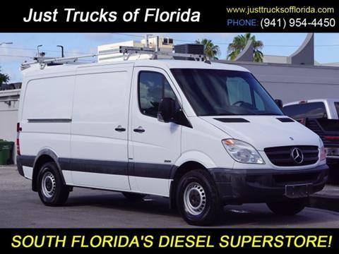 2013 Mercedes-Benz Sprinter Cargo for sale in Sarasota, FL