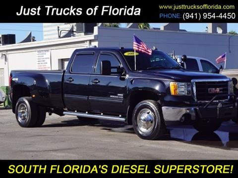 2007 GMC Sierra 3500HD for sale in Sarasota, FL