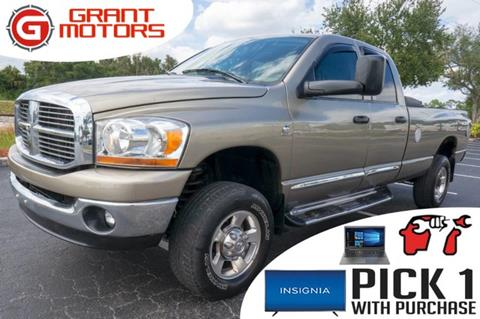 2008 Dodge Ram Pickup 3500 for sale in Fort Myers, FL