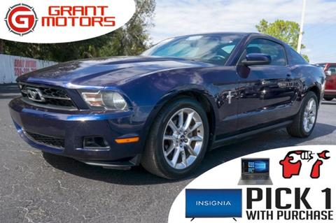2010 Ford Mustang for sale in Fort Myers, FL