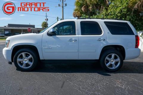 2011 Chevrolet Tahoe for sale in Fort Myers, FL