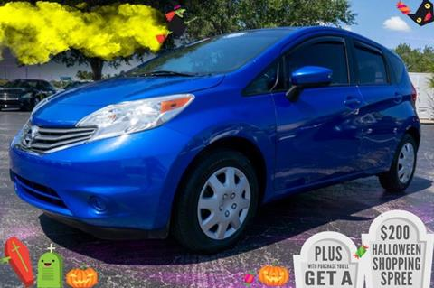 2015 Nissan Versa Note for sale in Fort Myers, FL