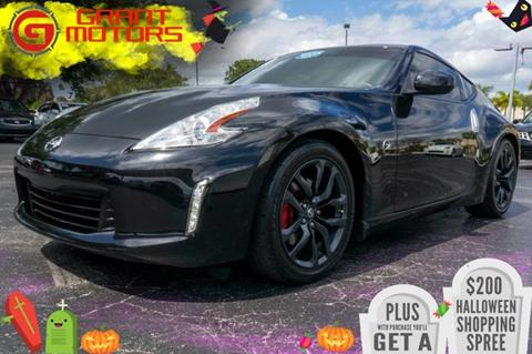 2016 Nissan 370Z for sale in Fort Myers, FL