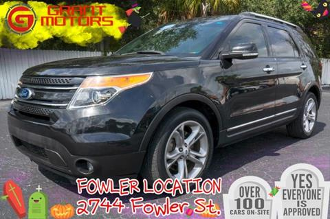 2013 Ford Explorer for sale in Fort Myers, FL