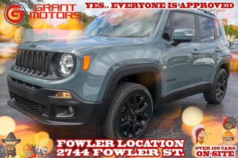 2017 Jeep Renegade for sale in Fort Myers, FL
