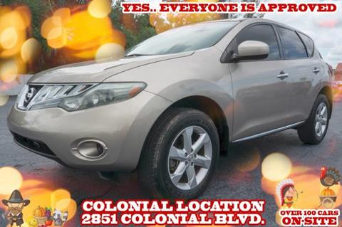 2010 Nissan Murano for sale in Fort Myers, FL