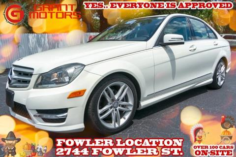2012 Mercedes-Benz C-Class for sale in Fort Myers, FL