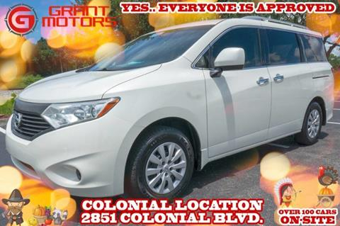 2015 Nissan Quest for sale in Fort Myers, FL