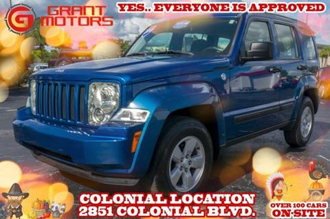 2010 Jeep Liberty for sale in Fort Myers, FL