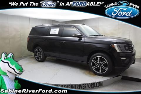 2019 Ford Expedition MAX for sale in Orange, TX