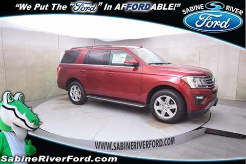 2019 Ford Expedition for sale in Orange, TX