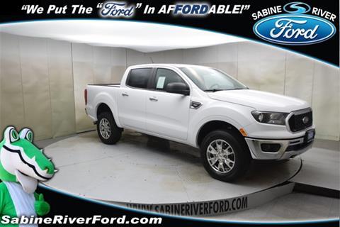 2019 Ford Ranger for sale in Orange, TX