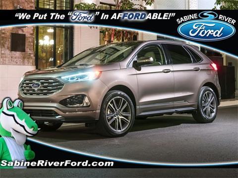 2019 Ford Edge for sale in Orange, TX