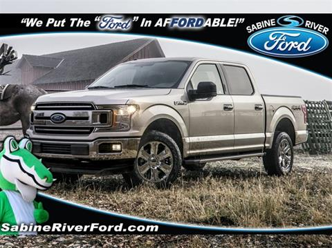 2019 Ford F-150 for sale in Orange, TX