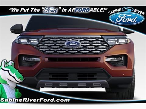 2020 Ford Explorer for sale in Orange, TX