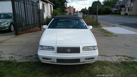 1995 Chrysler Le Baron for sale in Detroit, MI