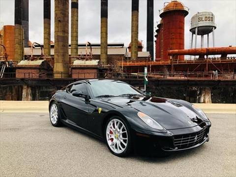 2007 Ferrari 599 for sale in Birmingham, AL