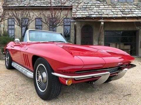 1966 Chevrolet Corvette for sale at Birmingham Broker in Birmingham AL