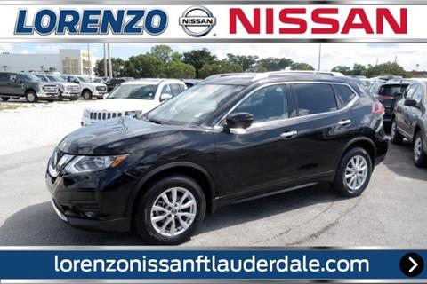 2018 Nissan Rogue for sale in Fort Lauderdale, FL