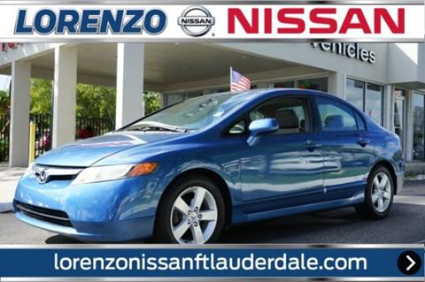 2007 Honda Civic for sale in Fort Lauderdale, FL