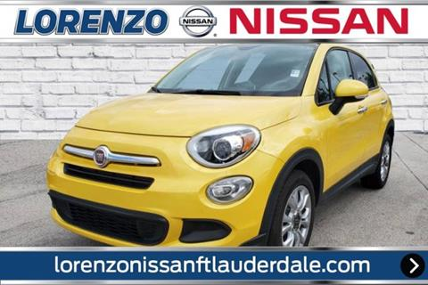 2016 FIAT 500X for sale in Fort Lauderdale, FL