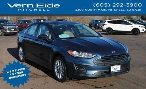 2019 Ford Fusion for sale in Mitchell, SD