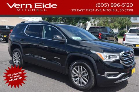 2019 GMC Acadia for sale in Mitchell, SD