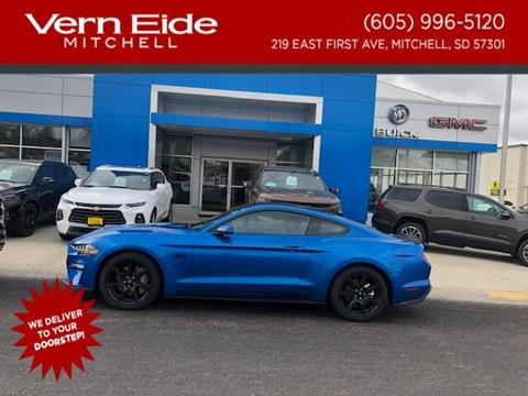 2019 Ford Mustang for sale in Mitchell, SD
