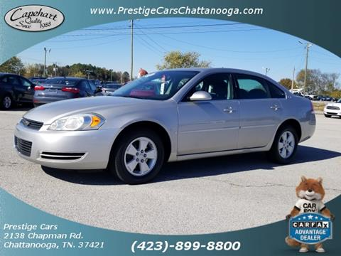 2007 Chevrolet Impala for sale in Chattanooga, TN