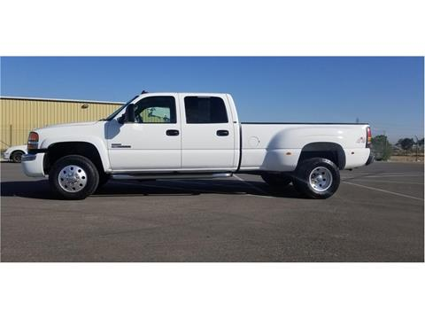 2006 GMC Sierra 3500 for sale in Bakersfield, CA