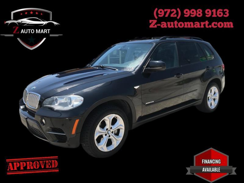 2012 BMW X5 for sale at Z AUTO MART in Lewisville TX