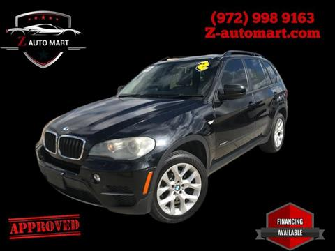 2011 BMW X5 for sale at Z AUTO MART in Lewisville TX
