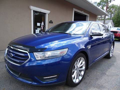 2013 Ford Taurus for sale in Picayune, MS