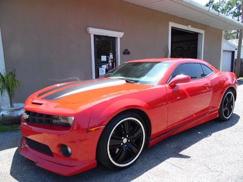 2010 Chevrolet Camaro for sale in Picayune, MS