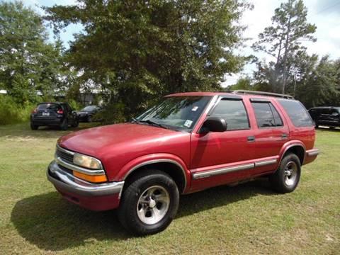 1999 Chevrolet Blazer for sale in Picayune, MS