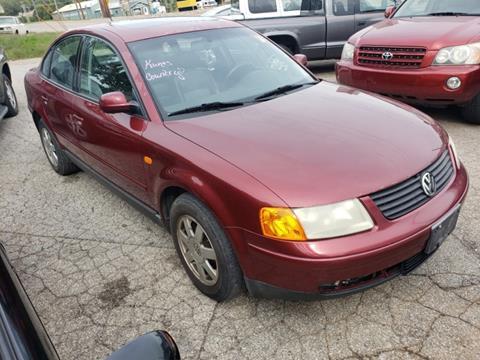 1998 Volkswagen Passat for sale in Fort Madison, IA