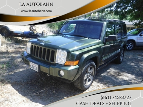 2006 Jeep Commander for sale in Los Angeles, CA