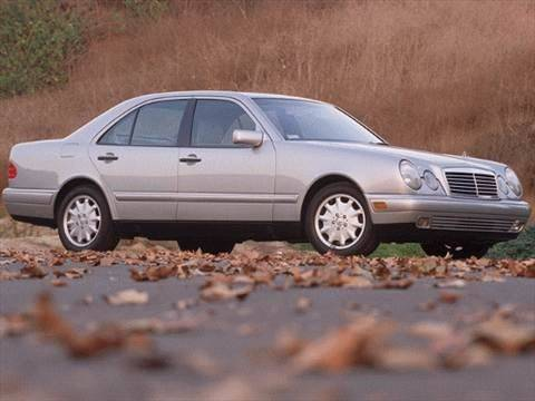 1999 Mercedes-Benz E-Class for sale in Los Angeles, CA
