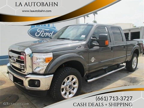 2015 Ford F-250 Super Duty for sale in Los Angeles, CA