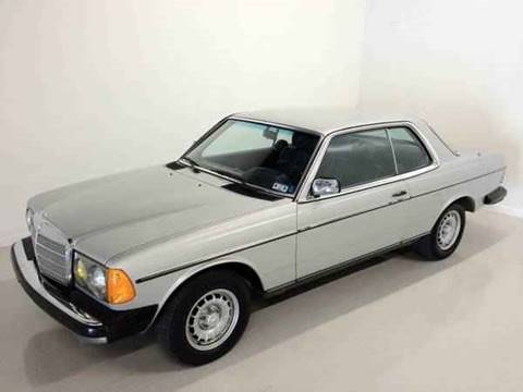 1984 Mercedes-Benz 300-Class for sale in Los Angeles, CA